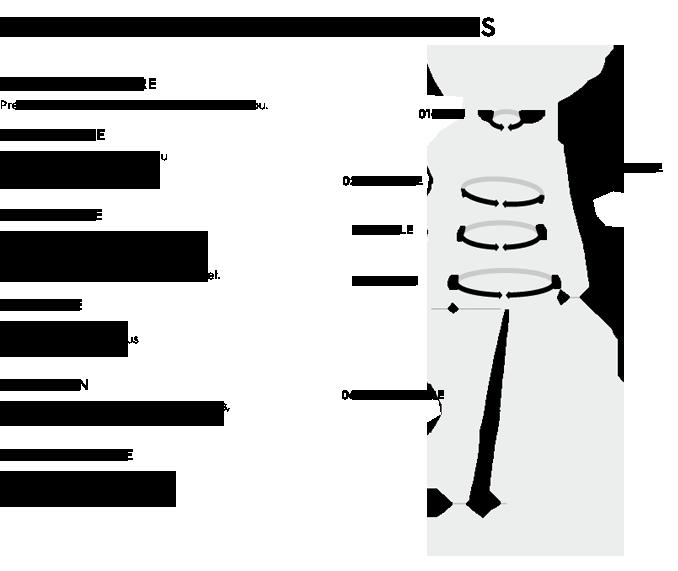 Mesure taille manteau femme